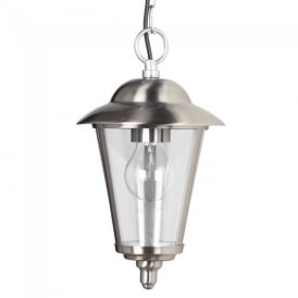 YG-865-SS Exterior Chain Lantern In Stainless Steel