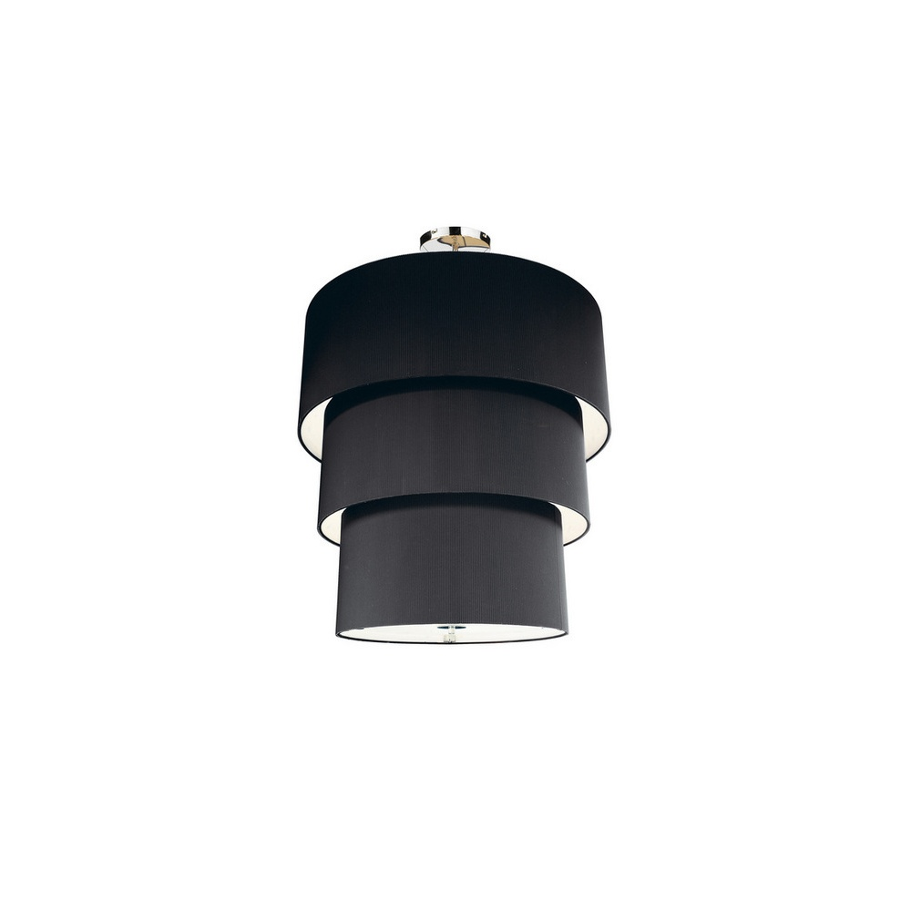 dar lighting zar2322 zaragoza black 3 tier pendant lighting from the